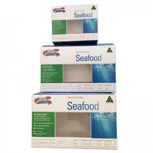 Custom Seafood Boxes