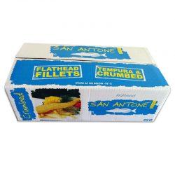 Custom Frozen Fish Packaging